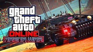 GTA Online: Arena War Modes Gameplay