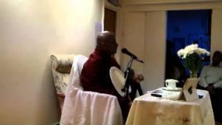 Ven Kukulpane Sudassi Thero-UK Visit 2015