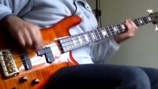 Marillion Bass Cover - Quartz