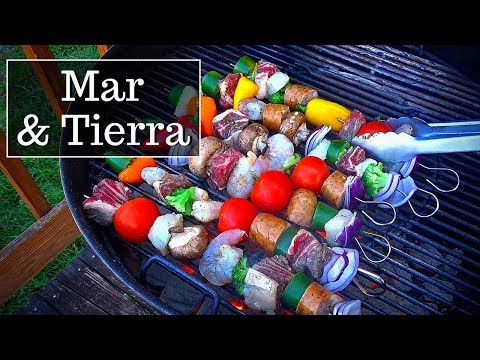 Brochetas MAR Y TIERRA | La Capital
