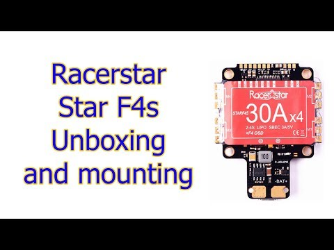 Racerstar starF4S All in one controller
