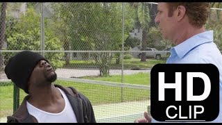 """Get Hard - """"The Yard"""" Funny Clip / Scene HD - Will Ferrell, Kevin Hart Movie Comedy 2015"""