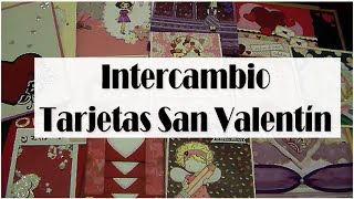 Intercambio San Valentín 2015