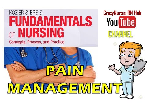 FUNDA LECTURE: Pain Management