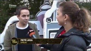 Petr Lexa - Hoggy - rozhovor - TOP STAR magazín (21.12. 2015)