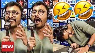RJ Balaji Trolls Meme Creators   IPL Atrocities   CSK vs DD   IPL 2018
