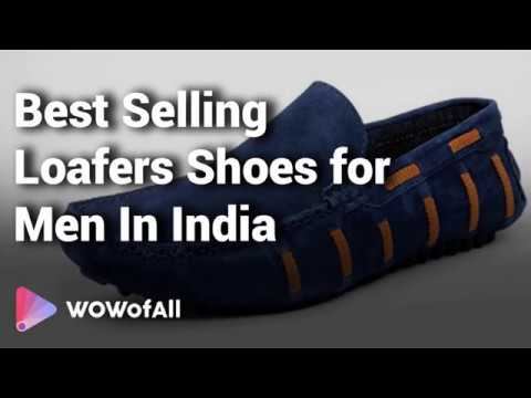 10 Best Selling Loafers Shoes for Men in India with price 2019