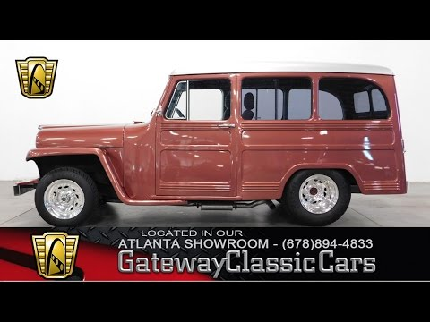 Video of '50 473 Wagon - KZIG