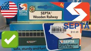 Unboxing Mta Mnrr 2 Car Set Munipals Wooden Toy Train 03745
