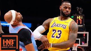 Los Angeles Lakers vs Atlanta Hawks Full Game Highlights   02/12/2019 NBA Season