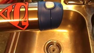 Thermos Funtainer - Newly Designed Lid Leaks