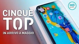 Il Punto   OnePlus 7 Pro, Zenfone 6, Honor 20 Pro, Xperia 1, LG8s: prezzo o dimensioni per la scelta