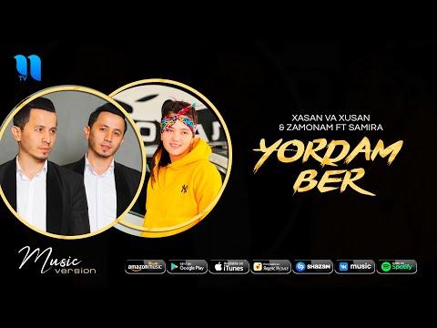 Xasan va Xusan & Zamonam ft Samira - Yordam ber (audio 2020)