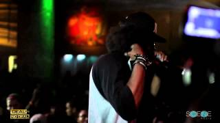"Ab-Soul performs ""Illuminate"" at S.O.B.'s"