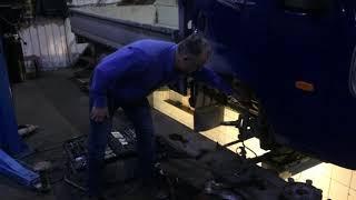 Диагностика и ремонт грузовых автомобилей и микроавтобусов
