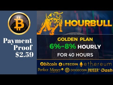 HourBull LTD (HourBull.com) отзывы 2019, обзор, Stable And Status Paying + BOUNTY
