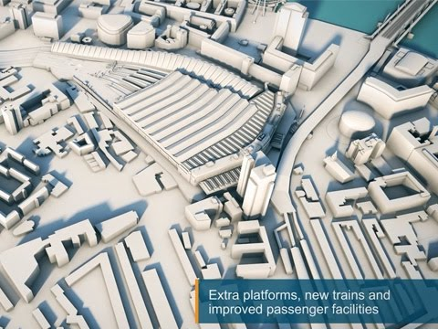 Network Rail: Building a better Waterloo