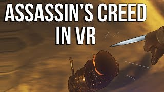 ASSASSIN'S CREED IN VR • UNKNIGHTLY VR GAMEPLAY (GAME-PLAY REVIEW BY MERPTV)