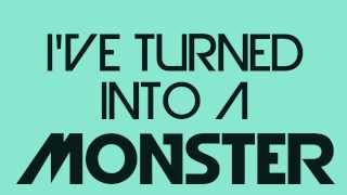 Imagine Dragons   Monster (Lyrics)