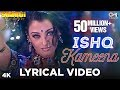 Ishq Kameena Lyrical - Shakti   Shah Rukh Khan & Aishwarya Rai I Sonu Nigam & Alka Yagnik