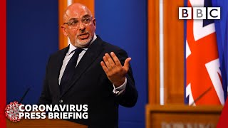 Vaccines minister leads No 10 Covid briefing 🇬🇧 @BBC News live 🔴 BBC