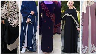 Latest Fashion Trend Womens Choice Abaya Designs For Dubai