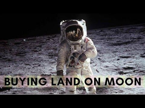 Buying land on moon | चाँद पर घर | چاند پر گھر
