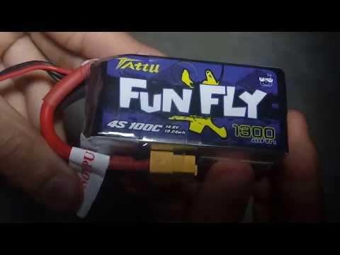 tattu funfly 1300mAh