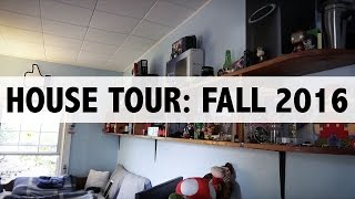 Tour Of A Geeks House: Fall 2016