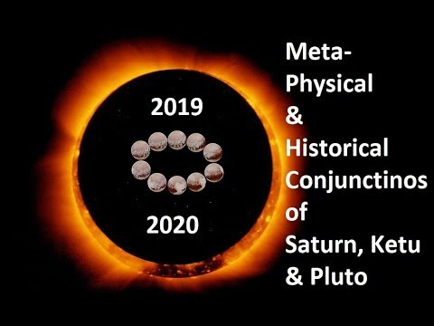 Historical and Metaphysical Impact of Past Saturn, Ketu and Pluto