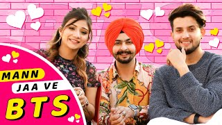 BTS Of Mann Ja Ve Song | Khushi Punjaban | Vivek Choudhary | Kay - Download this Video in MP3, M4A, WEBM, MP4, 3GP