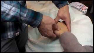 気持ち良~~い! 手のマッサージ (甲) The Massage Of A Hand