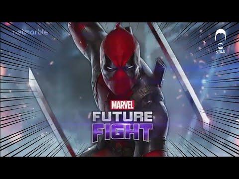 DEADPOOL CHEGOOU!!! - MARVEL FUTURE FIGHT