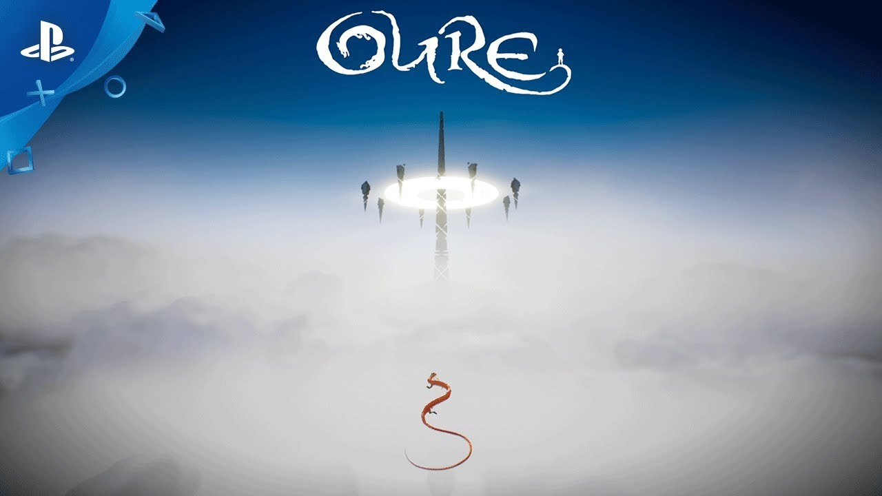 Oure Announced for PS4 – And It's Out Right Now!