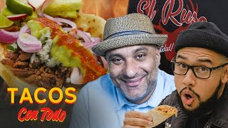 Russell Peters Talks Hip-Hop and Lists His Top 5 Comedians | Tacos Con Todo