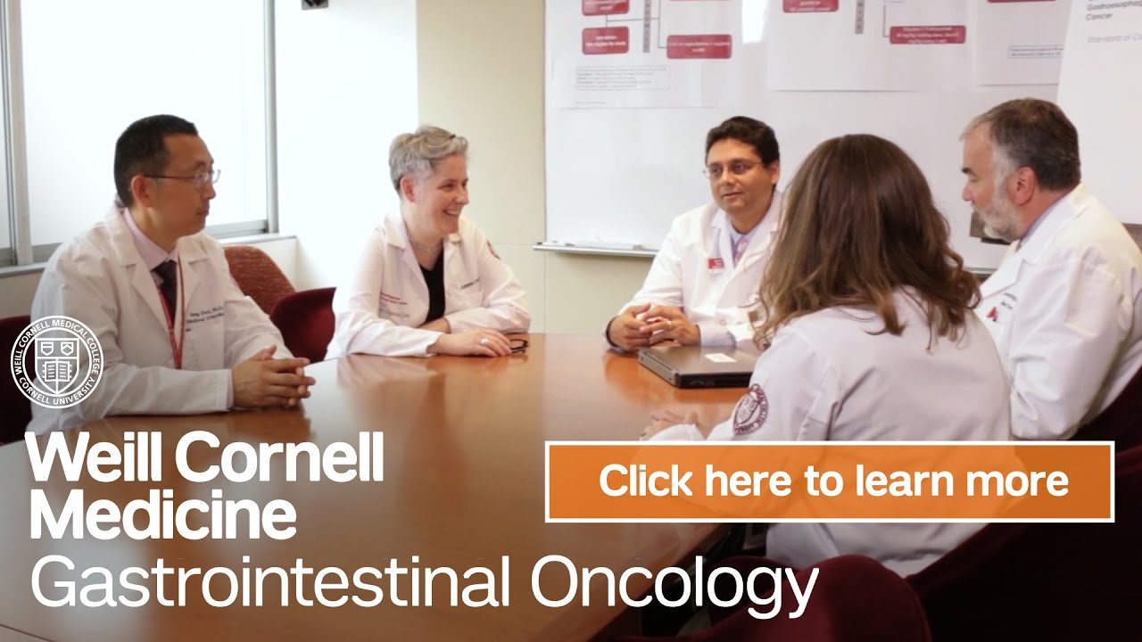 Stomach Cancer Treatment NY | Weill Cornell Medicine Gastrointestinal Oncology Program