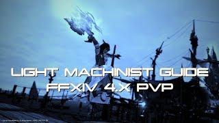 ffxiv machinist pvp guide - TH-Clip