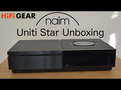 Naim Uniti Star Unboxing | Hifi Gear