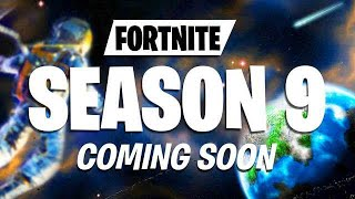 Fortnite Season 9 LEAKS!! (NEW INFO)