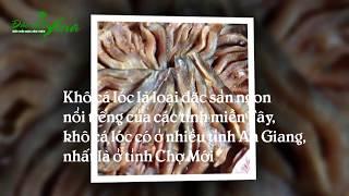 | Đặc sản Vina |Khô Cá Lóc An Giang