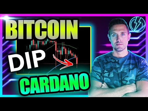 Bitcoin & Cardano Dip As Markets Fall Into Some Fear