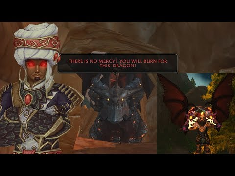 The Story of Fangs of the Father, Rogue Cataclysm Legendary