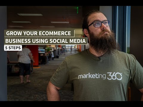 Social Media for Your eCommerce Business - 5 Steps to Success