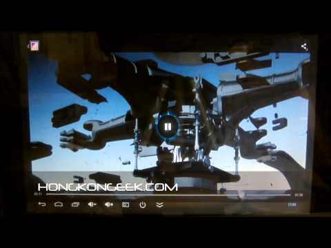 Dongle hdmi android tv T518 quad core - unboxing - смотреть онлайн