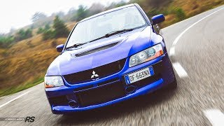 Mitsubishi Lancer EVO IX Preview RollingSteel.it