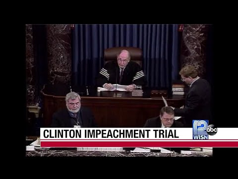 Wisconsin native presided over impeachment trial
