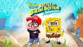 Spongebob Battle For Bikini Bottom Let's Play Part 1!