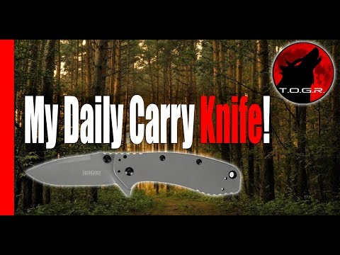 My Daily Carry – Kershaw Cryo II Pocket Knife Review – Blade Perfection