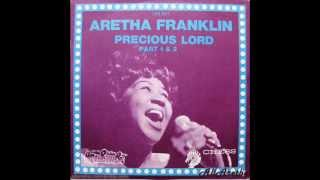 Aretha Franklin - Precious Lord (Part 1 & 2) - 7″ France - 1968