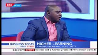 Higher learning, reasons why parents opt to go private: Dr Nicholas Letting-Vice Chancellor, MUA